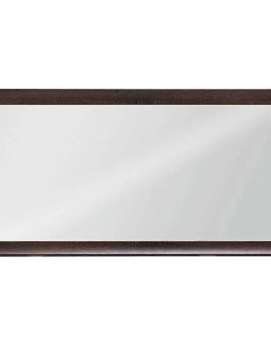 Zrcadlo Finezja 120 cm Dub Sonoma Čokoláda