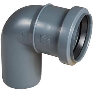 Koleno šedé 50 mm x 90