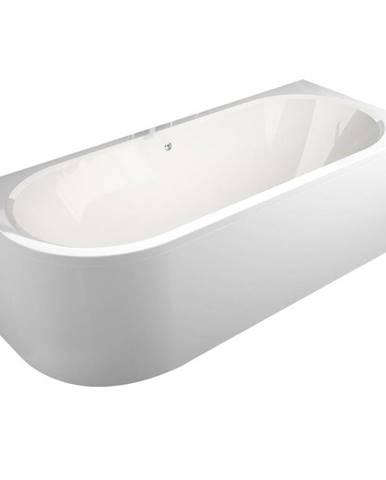 Koupelnová vana Avita 170x75 pravá
