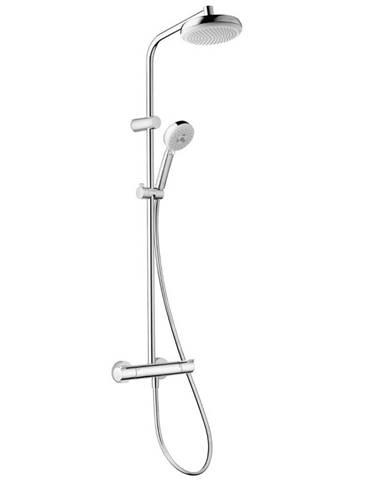 Sprchový systém s termostatickou baterií MYCLUB 26735400