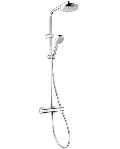 Sprchový systém s termostatickou baterií MYCLUB 26738400T