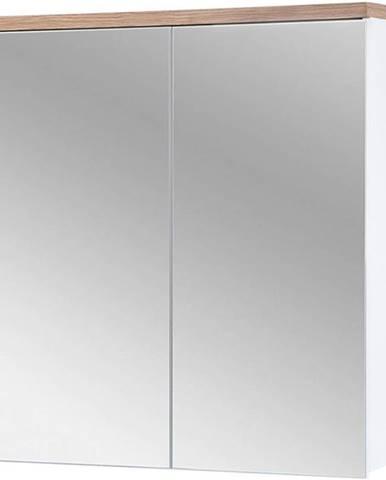 Koupelnová skříňka se zrcadlem Bali 2D0S 60