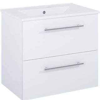 Skříňka s umyvadlem bílá Vento 0D2S 60