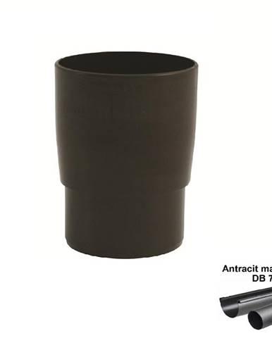 Spojka svodu antracit-metalic 75 mm