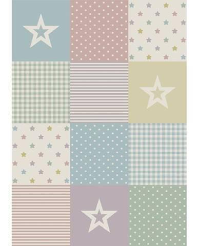 Koberec Diamond Pastel Kids 0,8/1,5 24205 110