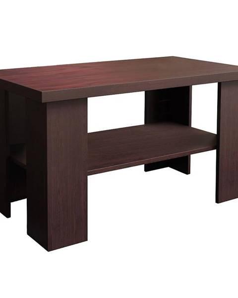 BAUMAX Konferenční stolek Olga Wenge
