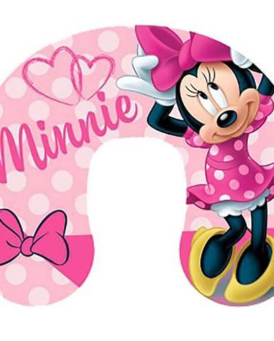 Polštář podkova cestovní Minnie