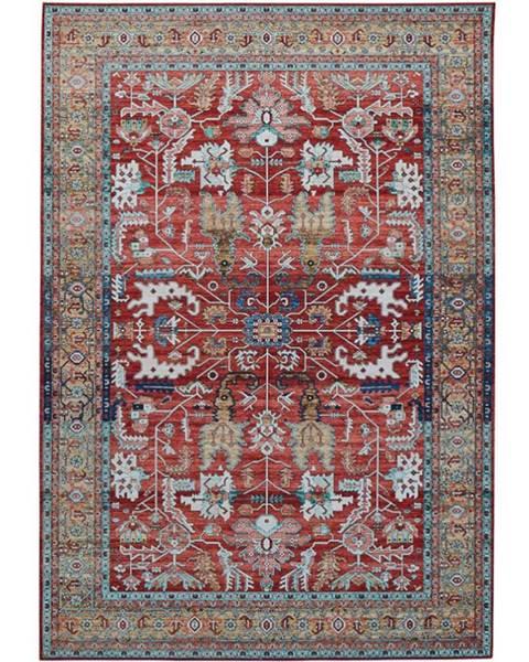 BAUMAX Tištěný koberec  Chenille Print Rug 1,4/1,9 4995