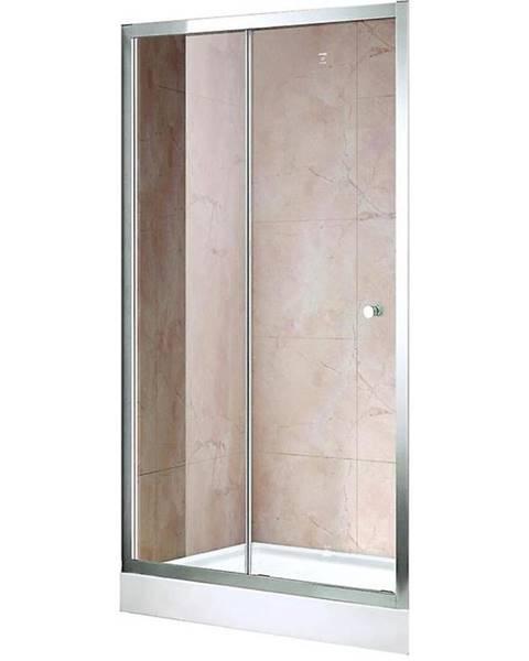 BAUMAX Sprchové Dveře Vega 100x195 Čiré-Chrom