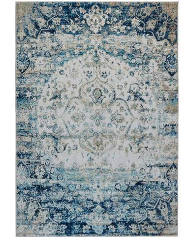 Tištěný koberec  Chenille Print Rug 0,8/1,5 4988