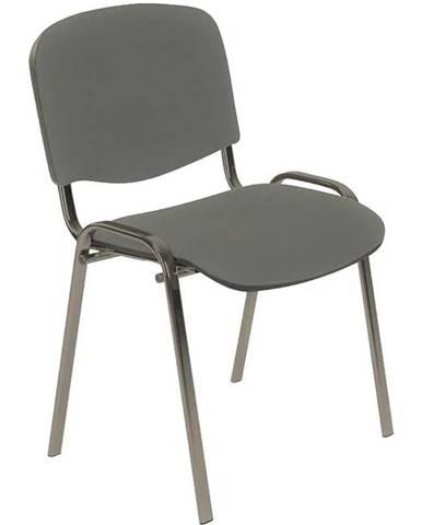 Židle Iso Šedá