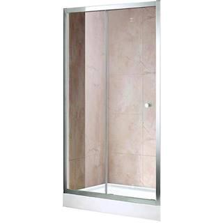 Sprchové Dveře Vega 100x195 Čiré-Chrom