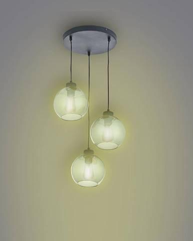 Závěsné svítidlo Cubus Graphite 2819 LW3
