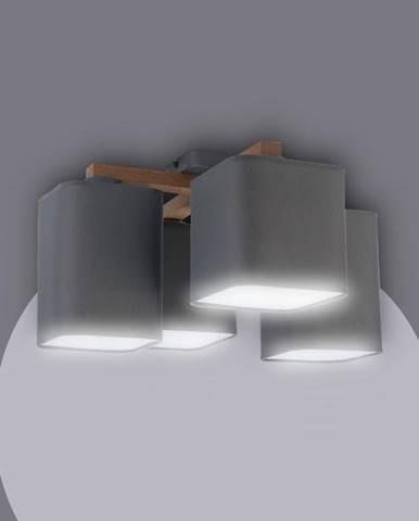 Závěsné svítidlo Tora Grey 4166 LW4