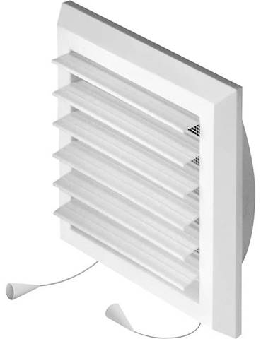 Kryt ventilátoru 14/14 tżrs. Fi125 br.