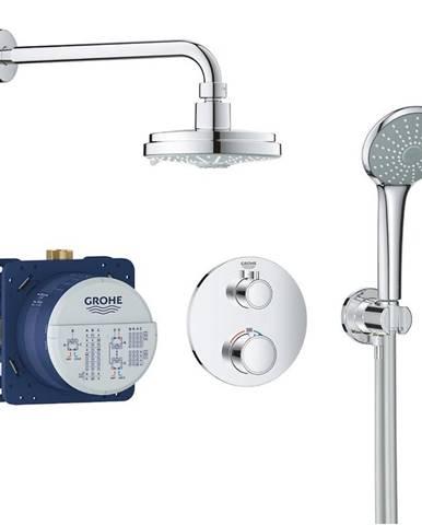 Sprchový set vhodný pro rainshower cosmopolitan 160 GROHTHERM 34735000