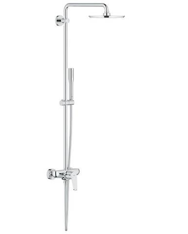Sprchový systém s jednopákovou baterií EUPHORIA EURODISC COSMOPOLITAN SYSTEM 210 23058003