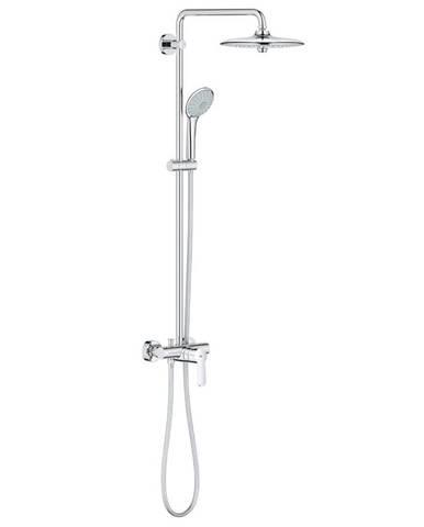Sprchový systém s jednopákovou baterií EUPHORIA SYSTEM 260 27473001