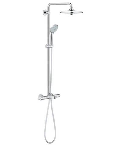 Sprchový systém s vanovým termostatem EUPHORIA SYSTEM 260 26114001