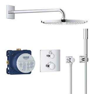 Sprchový set vhodný pro rainshower cosmopolitan 310 GROHTHERM 34730000