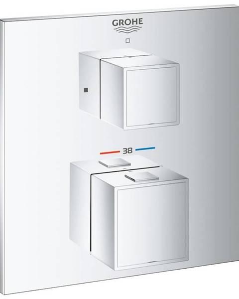 GROHE Baterie sprchová/vanová termostatická podomítková GROHTHERM CUBE 24153000
