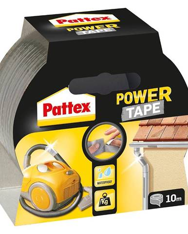 Pattex power tape 10 m strieborna