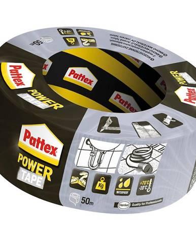 Pattex power tape 50 m strieborna