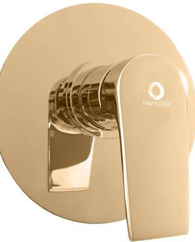 RAV-SLEZAK COLORADO Baterie sprchová vestavěná zlato CO183LZ