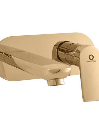 RAV-SLEZAK COLORADO Baterie umyvadlová vestavěná zlato CO135Z