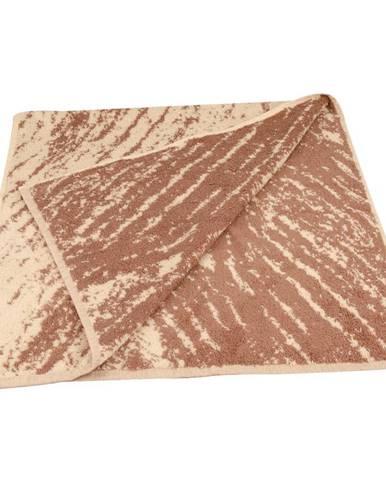 Osuška žakár Excellent 70x140 batik béžová 500g/m2