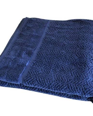 Ručník Paloma 50x100 modrý 25677 500g/m2