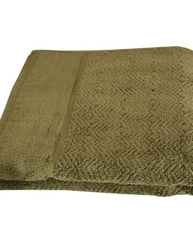 Ručník Paloma 50x100 zelený 24466 500g/m2