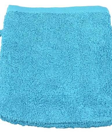 Žínka Classic 15x24 azurová modrá