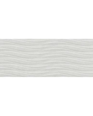 Nástěnný obklad Sahara XL blanco 25X75
