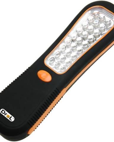 Přenosná lampa  (2V1) 24+3 DIOD LED