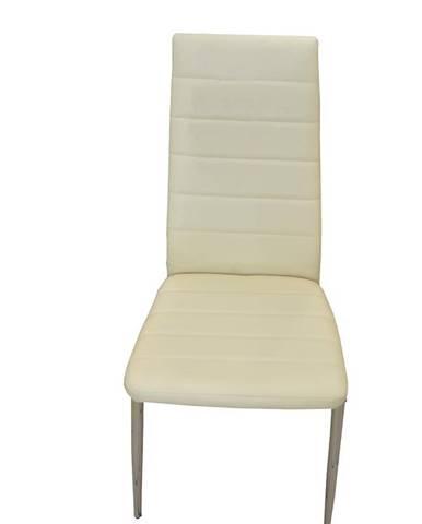 Židle Kris krém tc-1002