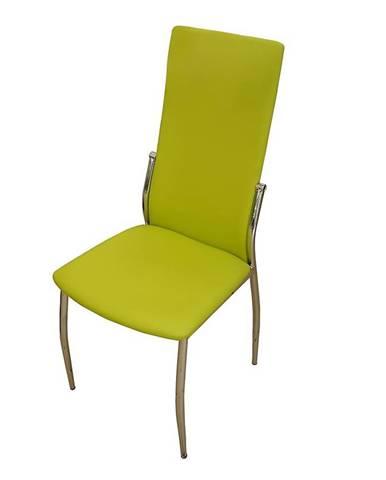Židle Savana Limetka