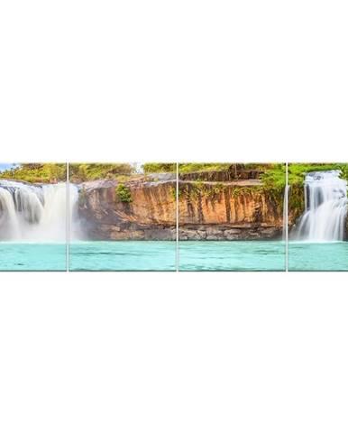 Skleněný panel 60/240 Waterfall-2 4-Elem