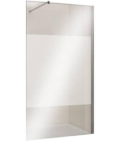 Sprchová zástěna WALK-IN Mist 120 x 195 potisk
