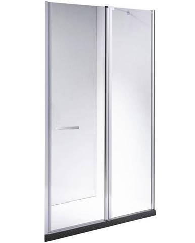 Sprchové dveře Milos 120/195 čiré sklo 6MM