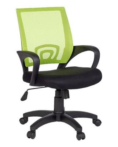 Otočná Židle Pro Dítě Rivoli Světlezelená