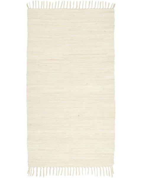 Möbelix Hadrový Koberec Julia 2, 70/130cm, Krémová