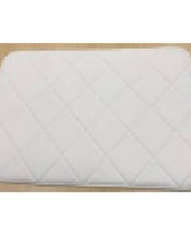 Koupelnová Předložka Bath Foam, 50/80cm, Petrolej