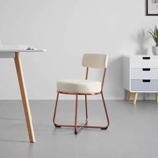 Jídelní Židle Pamela Béžová