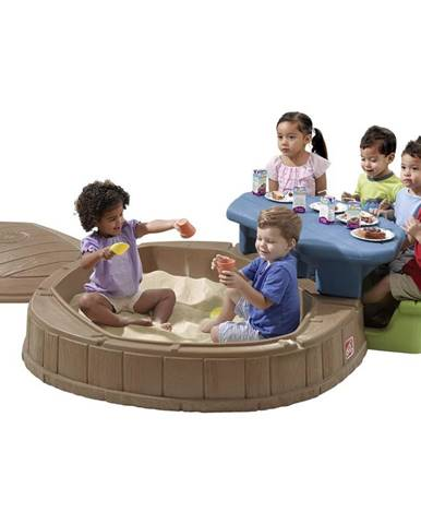Záhradní Pískoviště Np Summertime Play Center