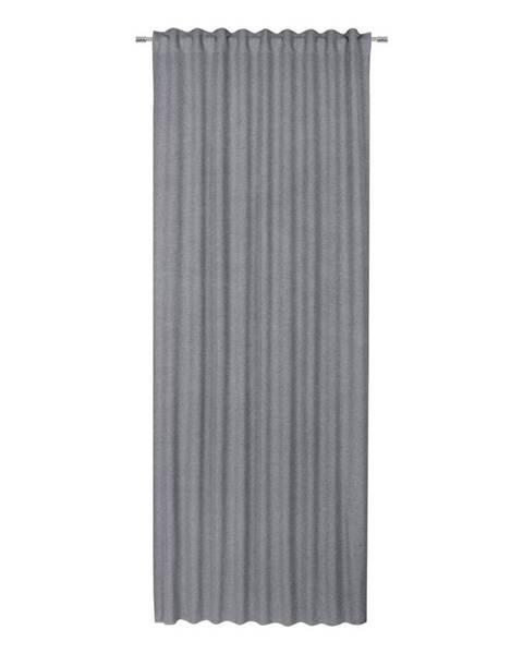 Möbelix Hotový Závěs Ulrich, 135/245cm, Šedá