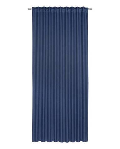 Hotový Závěs Andi, 140/245cm, Modrá