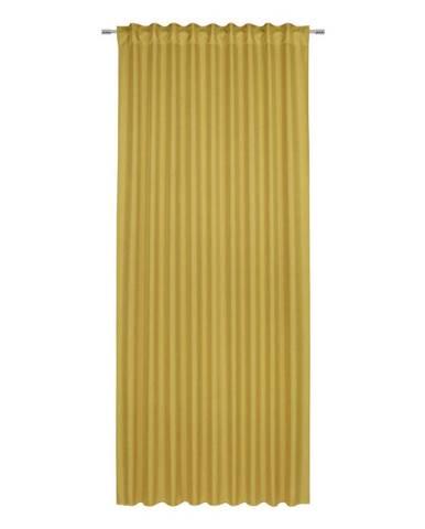 Hotový Závěs Andi, 140/245cm, Žlutá