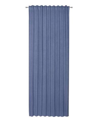 Hotový Závěs Ulrich, 135/245cm, Modrá