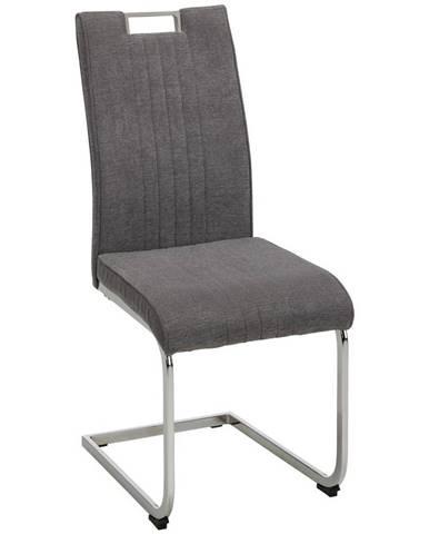 Židle Katja Šedá